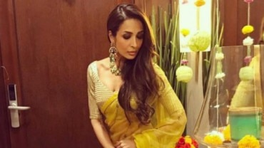 Malaika Arora celebrates Diwali Photo: Instagram/manekaharisinghani
