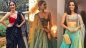 Sexy saree to chic lehenga: Manushi Chhillar is a vision in ethnic outfits