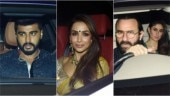 Arjun-Malaika to Saif-Kareena, Karan Johar's Diwali bash was a starry affair