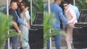 What Priyanka Chopra and Nick Jonas wore to pre-wedding puja