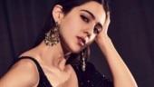 Sara Ali Khan sizzles in black lehenga at Kedarnath promotions