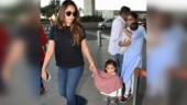 Mira Rajput, Misha and Zain take off for a holiday without Shahid