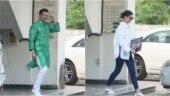 Ranveer Singh and Deepika Padukone invite Sanjay Leela Bhansali to wedding. See pics