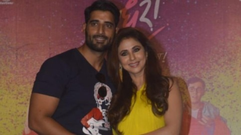 Urmila Matondkar with husband Mohsin Akhtar