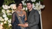 Priyanka Chopra and Nick Jonas look like a God-made jodi at Mumbai reception. 15 photos