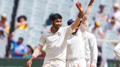 Jasprit Bumrah picked 6 for 33