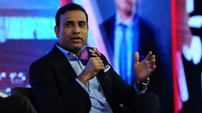 VVS Laxman at the India Today Conclave South 2018