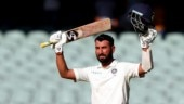 1st Test, Day 1: Cheteshwar Pujara India's lone bright spark as Australia bowlers dominate