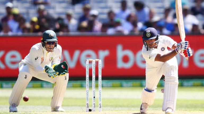 Mayank Agarwal scored a fifty on debut