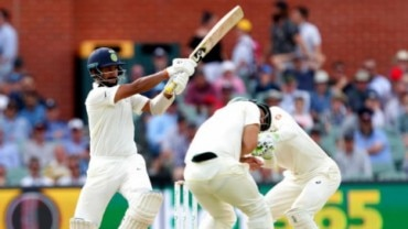 India have a 166-run lead over Australia at the end of Day 3 in Adelaide