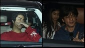 Zero preview: Shah Rukh Khan takes wife Gauri with kids Suhana and Aryan to special screening