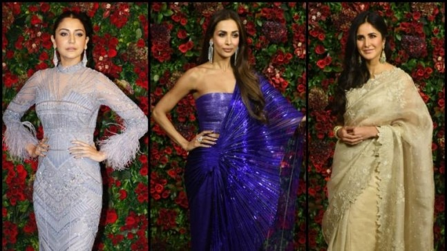Best and worst dressed celebrities at Ranveer-Deepika reception.