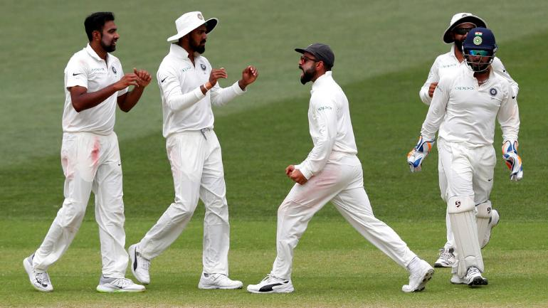India picked up six wickets on the final day to go 1-0 up in the four-match series (AP Photo)