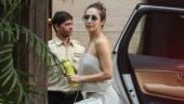 Malaika Arora pairs Rs 1.2 lakh bag with co-ords on date with boyfriend Arjun Kapoor