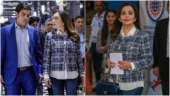Nita Ambani repeats outfits two days in a row. Proves she is just like us