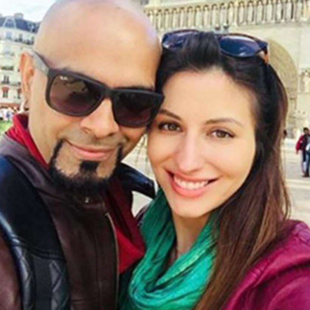 Raghu Ram and Natalie Di Luccio