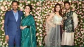 Rahul-Natalya to Rochelle-Keith: These popular newlyweds attend Kapil Sharma's Mumbai reception