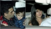 Karan Johar to Katrina Kaif, B-Town lights up Salman Khan's Christmas bash