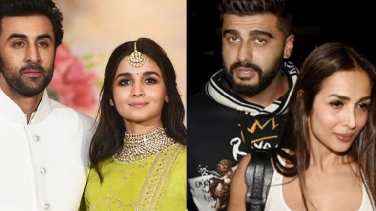 Biggest Bollywood hook-ups of 2018