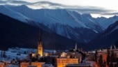 Snowy vigil, postcard spire: Don't miss these photos from the Davos summit