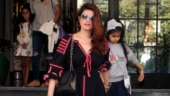Twinkle Khanna enjoys day out with daughter Nitara. See pics