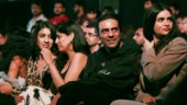 Arjun Rampal and girlfriend Gabriella Demetriades make it official with their appearance at LFW 2019