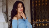 Janhvi Kapoor pairs off-shoulder top and shorts with Rs 2 lakh bag at the gym