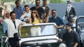 Total Dhamaal trailer launch: Ajay Devgn, Madhuri Dixit and Anil Kapoor make a smashing entry