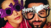 Shruti Haasan welcomes 2019 with boyfriend Michael Corsale in style. See pics