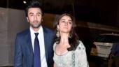 Ranbir Kapoor and girlfriend Alia Bhatt are the cynosure of all eyes at Umang 2019