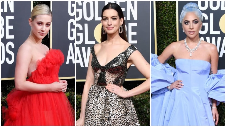 The best and worst-dressed stars at Golden Globes 2019