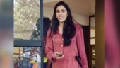 Akash Ambani's fiancee Shloka Mehta rocks a romper and no-makeup look on day out