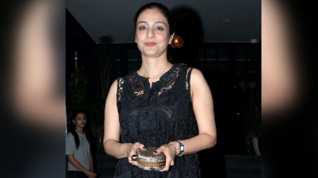 Tabu spotted heading out for a dinner date Photo: Yogen Shah