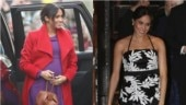 Pregnant Meghan Markle nails mommy fashion like no one else can. Move over, Kim Kardashian