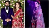 Amit Thackeray's wife Mitali wears same lehenga as Deepika Padukone to own wedding reception