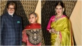 Amitabh-Jaya to Rekha: B-Town dazzles at Mukesh Bhatt's daughter Sakshi's wedding reception