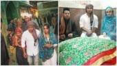 Dipika Kakar visits Ajmer Sharif with husband Shoaib Ibrahim. See pics
