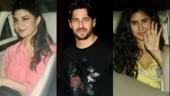 Sidharth Malhotra parties with Katrina Kaif, Jacqueline Fernandez and others on birthday