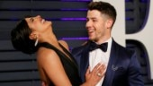 Priyanka Chopra and Nick Jonas Photo: Reuters