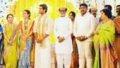 Soundarya Rajinikanth and Vishagan wedding reception first pics out. See here
