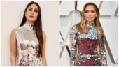 Jennifer Lopez wears same dress as Kareena Kapoor to Oscars 2019. Who looks better?