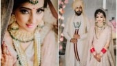 Lovey Sasan makes for a stunning bride in these unseen pics from her wedding