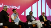 In pics: Justice Chelameswar, Vinod Rai & Sanjeev Sanyal at India Today Conclave 2019
