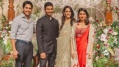 Venkatesh's daughter Aashritha's wedding reception: Samantha and Naga Chaitanya have a blast