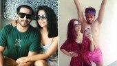 Kundali Bhagya actor Dheeraj Dhoopar gets cosy with wife Vinny Arora in Goa. See mushy pics