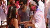 Farhan Akhtar and Shibani Dandekar steal the show at Shabana Azmi's Holi celebrations. See pics