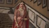 Sayyeshaa is stunning bride in new unseen pics from wedding with Arya