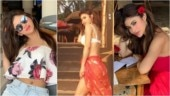 Mouni Roy in a bikini is burning up the beach. Steal her fashion for your next trip