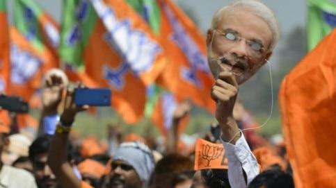 Modi rally in Meerut