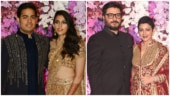 Akash Ambani and Shloka Mehta throw wedding party in Mumbai. See full album. 60 photos